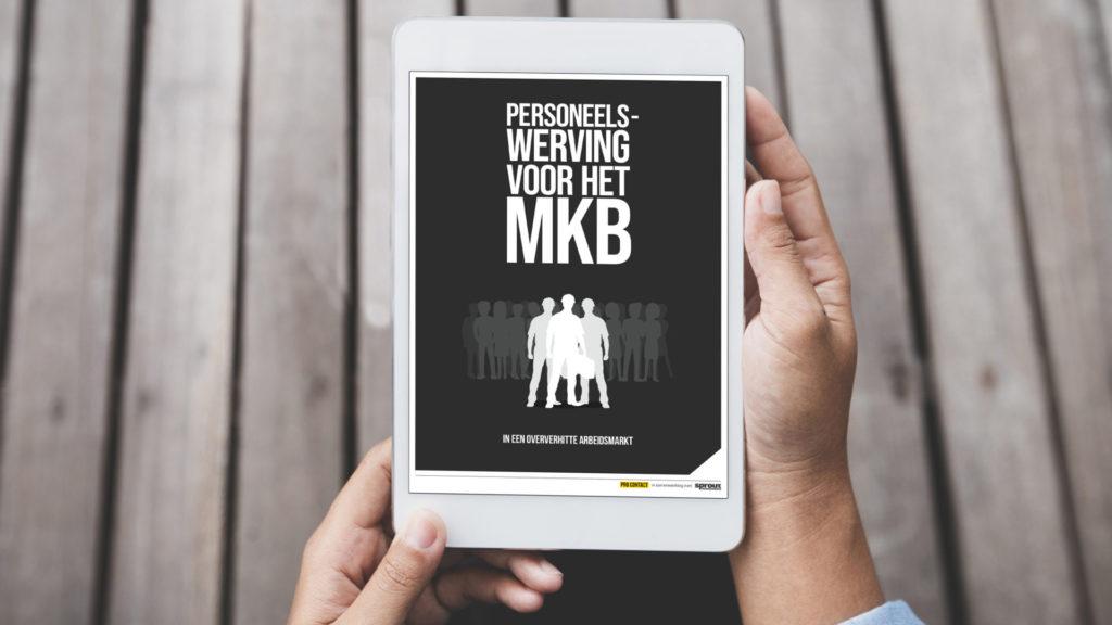 Personeelswerving voor het MKB - Whitepaper Sprout