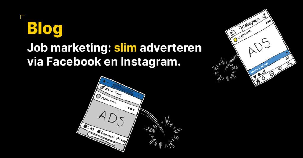 Adverteren op Facebook en Instagram