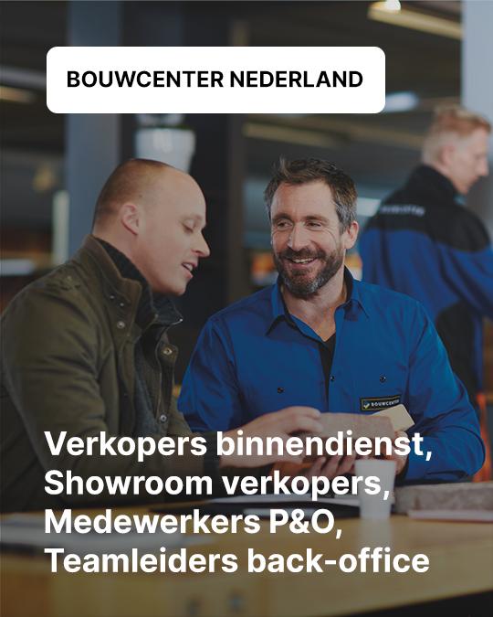 Bouwcenter Nederland