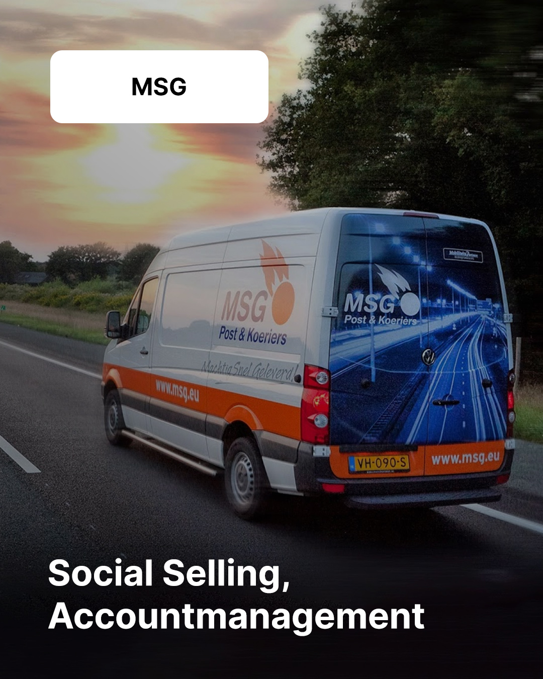 MSG / Miles